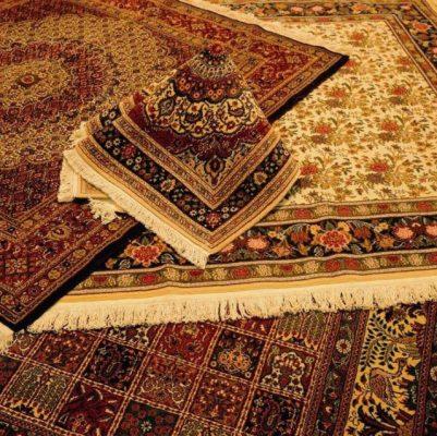طرح فرش دستبافت