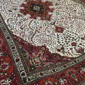 فرش دستبافت آذرشهر طرح کرمانقلم