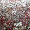 فرش دستبافت جفت شش متری طرح خطیبی رج۳۰