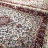 فرش دستبافت جفت شش متری تبریز طرح علیا رج چهل
