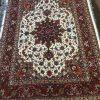 قالیچه سه متری دستبافت طرح اصفهان