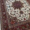 قالیچه سه متری دستبافت آذرشهر طرح اصفهان
